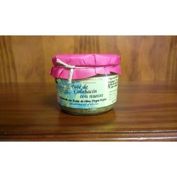 Paté de Calabacín Con Nueces
